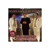 Alejandro Veliz A Pura Sangre (cd Doble)