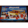Playmobil Avioneta Polar Avion Original Antex 3788 City