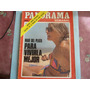 Mar Del Plata Cesar Bruto Quino / Revista Panorama De 1968