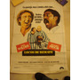 Afiche Orig De Cine 75x1,10 Locos De Remate. Wilder Pryor