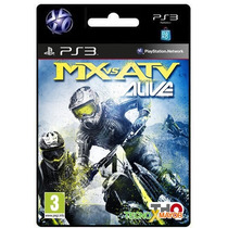 | | Mx Vs Atv Alive Juego Ps3 Store | | Microcentro | |