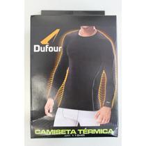 Camiseta Termica Dufour Poliester Y Elastano Primera Calidad