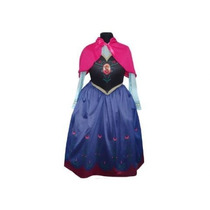 Disfraz Frozen Del Personaje Anna Original New Toys