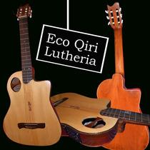 Guitarra Acústica Criolla Clásica Luthier