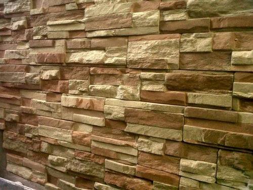 Revestimientos para paredes s mil piedra 180 yhprm - Revestimiento de paredes imitacion piedra ...