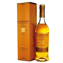Whisky Glenmorangie Single Malt De Litro Con Estuche Escoces