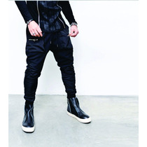 Pantalon Cargo Chupin Babucha Jogging Minimalstore