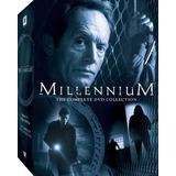 Millenium Serie Completa En Dvd!