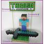 Minecraft Adorno + Cartel Personalizado + Regalo!!!