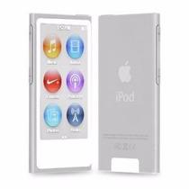 Apple Ipod Nano 7th Generation Silver 16 Gb Md480ll/a