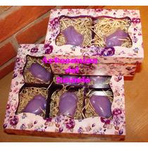 Souvenirs - 10 Cajas De Té De 2 Div + 1 Caja Grande De 6 Div