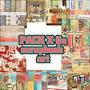 Pack X 6u Scrapbook ¡muy Completo! ¡muchos Diseños!