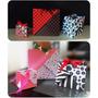 Pack10 Bolsas Tipo Caja En Origami