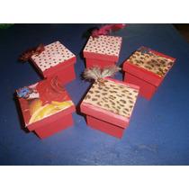 Cajitas Personalizadas Cumpleaños Nacimientos De Madera