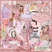 Kit Imprim.fashion Pink Impreionante Kit ¡todo Para Armar!