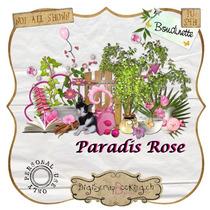 Kit Imprimible Todo Rosé Hermosa Colección !