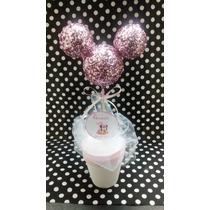 Centros De Mesa Souvenirs Topiarios Mickey Minnie Mouse