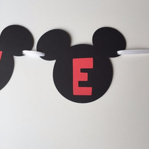 Bandera Mickey