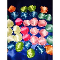 Promo!!petalos De Tela De Raso Súper Oferta!!! 250 X $45