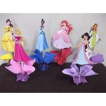 Centros De Mesa Souvenirs Princesas