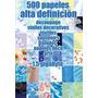 500 Diseños Alta Definicion Vinilos Decorativos+decoupage