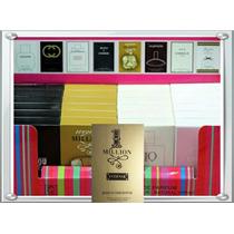 Perfumes Importados De 20ml Card. Para Bolsillo O Cartera