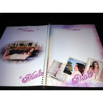 Album De Firmas Personalizado A4 Espiralado Fotolibro