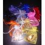 Bolsas De Organza 6x8 O 9x12 ( Varios Colores ) X 40 Bolsas