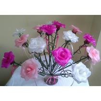 Fiesta De 15. Ceremonial Completo . Rosas De Vela.