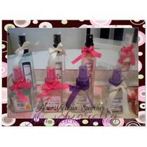 Souvenirs Perfumes Simil En Frasco De Vidrio X 10 Unid.