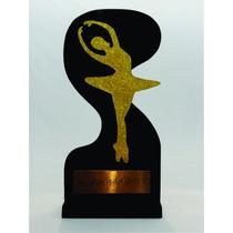 Trofeos Artesanales Todas Las Disciplinas - Mdf Y Gibré