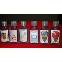 Alcohol En Gel Personalizado. Souvenirs. Mf. 15 Años