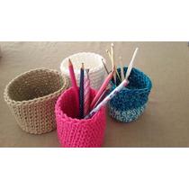 Souvenir Lapiceros - Souvenir Tejidos Crochet