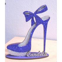 Zapato Souvenirs Con Nombre Personalizado