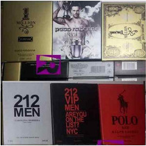 Perfumes 20ml. Importados , Ideal Para Viajes Y Carterax12u.