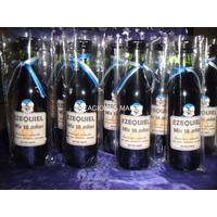 Botella Souvenir Fernet Branca Cumpleaño Casamiento Botellas