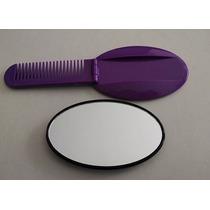 Espejos Con Peine Y Espejo Corazon X 10 Unidades-souveniers