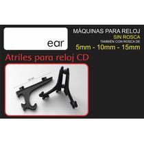 Atriles De 10 Cm Reloj Cd / Máquinas Para Reloj