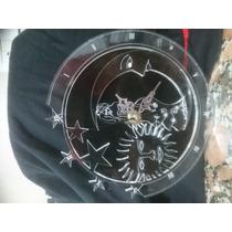 Souvenirs En Acrílico Corte Laser Con Reloj