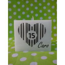 Souvenirs Velas Cumpleaños 15 Años Ceremonia De Vela Centros
