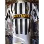 Camiseta Fútbol Juventus Italia Nike 2003 2004 Trezeguet #17