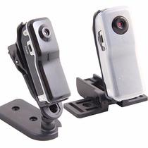 Mini Camara Oculta Espia Slim Grabador Microfono Act X Sonid