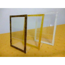 10 Souvenirs Porta Retratos 10x15 Marco De Vitrofusion