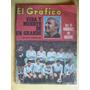 Racing Cabalen Union San Martin Mendoza El Grafico 2499 1966