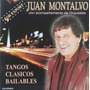 Juan Montalvo Cd Tangos Clasicos Bailables