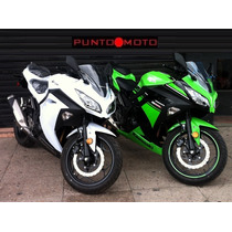 Kawasaki Ninja 300 0km Varios Colores !!! Puntomoto !!