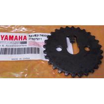 Corona Engranaje Distribucion Yamaha Crypton T 105 Origina