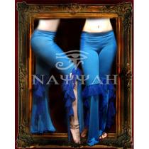 Pantalones Para Danza Arabe Belly Dance Bucle