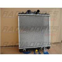 Radiador Honda Civic Caja Automática