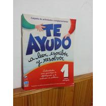 Te Ayudo 1 Editorial Ediba